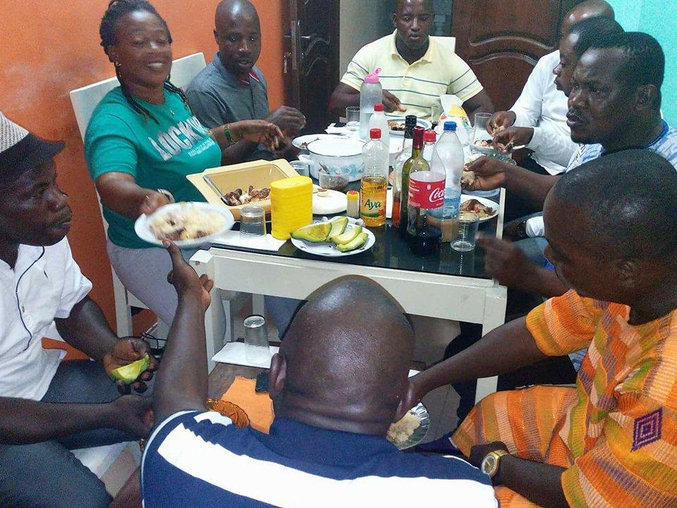 Réconciliation Jeunesse de Djidji autour de Kobry Nado Jean-Louis (1)