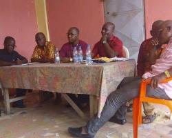 Djidji/Abidjan : Réunion du samedi 28 janvier 2017 au Baron de Yopougon